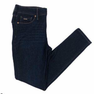 Nine West Cigarette High Rise Skinny Jeans